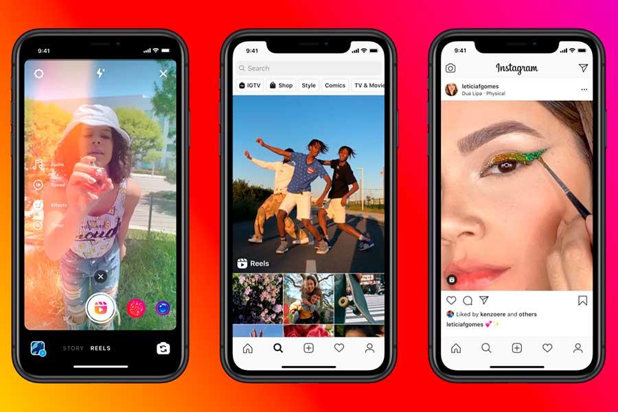 Instagram ahora mostrará publicidad entre Reels