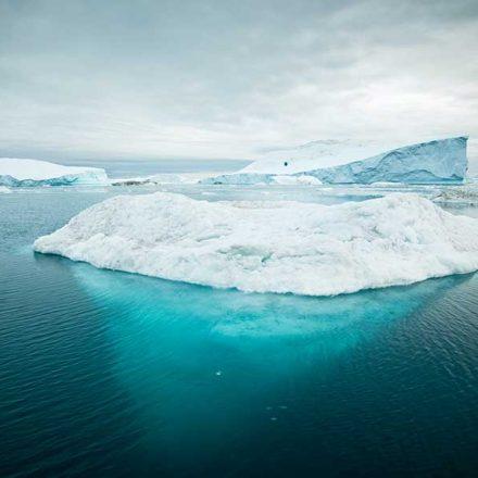 Groenlandia perdió 1 millón de toneladas de hielo por minuto en 2019