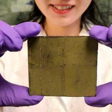 Tecnología sustentable: Científicos crean dispositivo de fotosíntesis artificial para reducir el CO2 y generar combustible verde