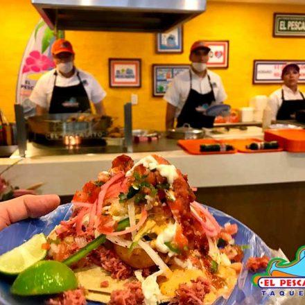El Pescadito, los mejores tacos de mariscos en el país que nacieron en Hermosillo, Sonora