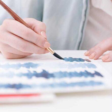 El sanador poder del arte para aliviar el estrés, la ansiedad y otros padecimientos