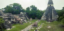 Científicos descubren por qué los mayas abandonaron la gran ciudad de Tikal