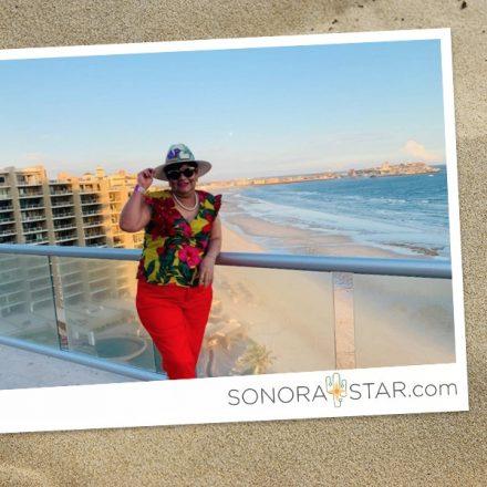 Sonora Star cumplió: Elvia Valenzuela, ganadora del giveaway, disfrutó de su estancia en Las Palomas Beach & Golf Resort