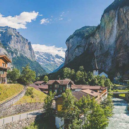 Suiza abre sus puertas a turistas mexicanos