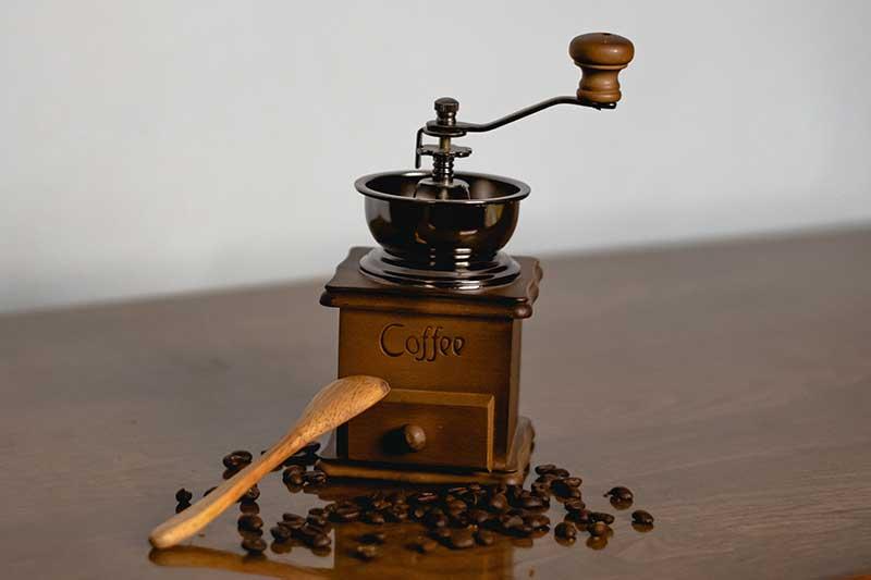 moledor de café