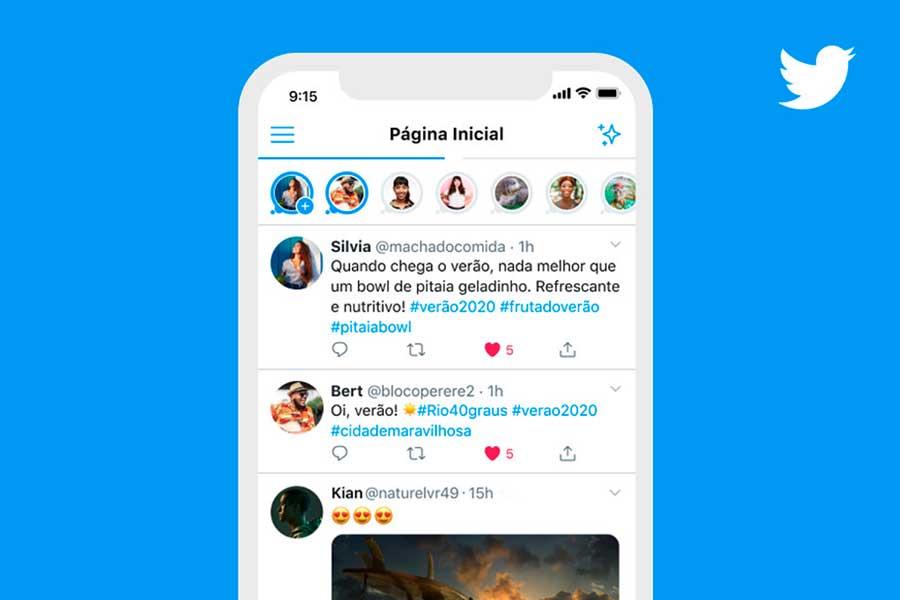 Fleets, las 'stories' de Twitter que desaparecen en 24 horas