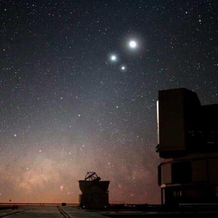 En diciembre tendremos una conjunción planetaria no vista desde hace 800 años