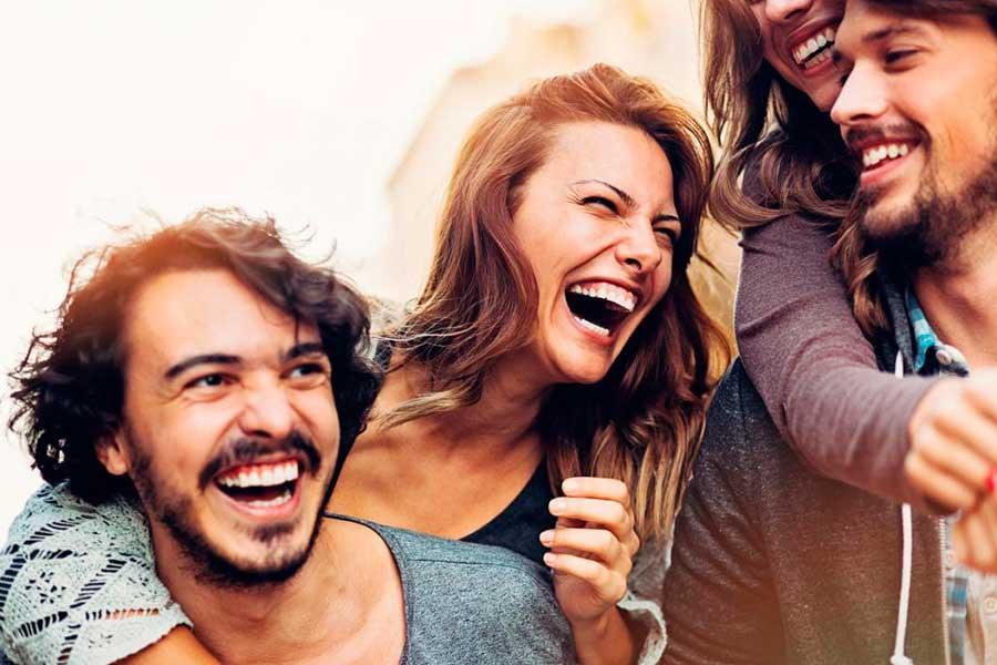 Los beneficios de tener un buen sentido del humor