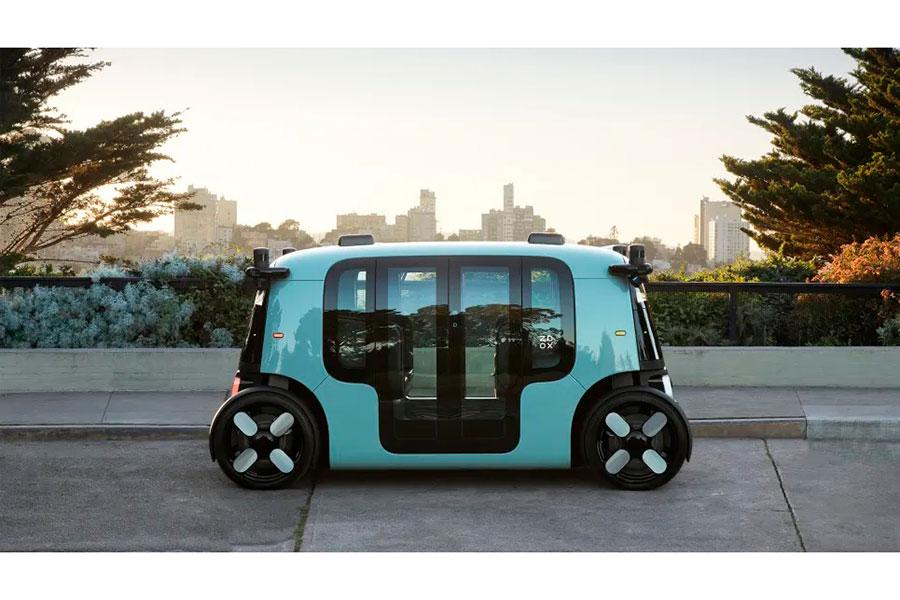 Amazon revela cómo serán sus taxis autónomos