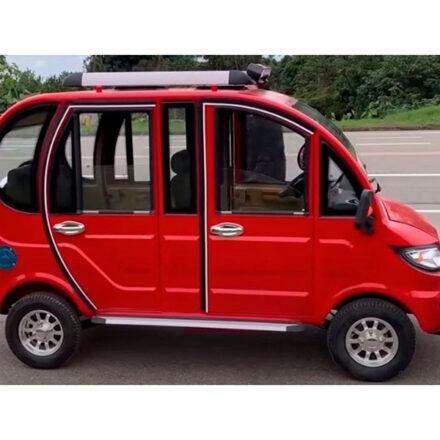 Así es el auto eléctrico más barato del mundo