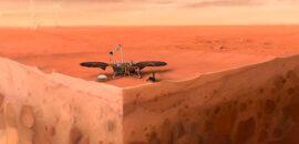 ¡Misión abortada! Excavadora InSight de la NASA fracasa en su intento por perforar Marte