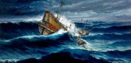 Nuestra Señora del Juncal, el galeón español hundido en aguas mexicanas que esconde un codiciado tesoro