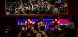 Científicos en España realizan un concierto de prueba para traer de vuelta la música en vivo en 2021