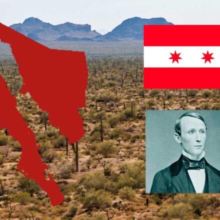 William Walker, el filibustero que intentó establecer la República de Sonora