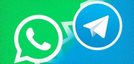 Ante nuevas políticas de WhatsApp, usuarios de Telegram aumentan 500%