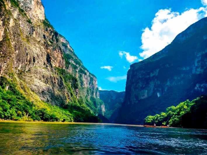 Cañón del Sumidero, Chiapas, México