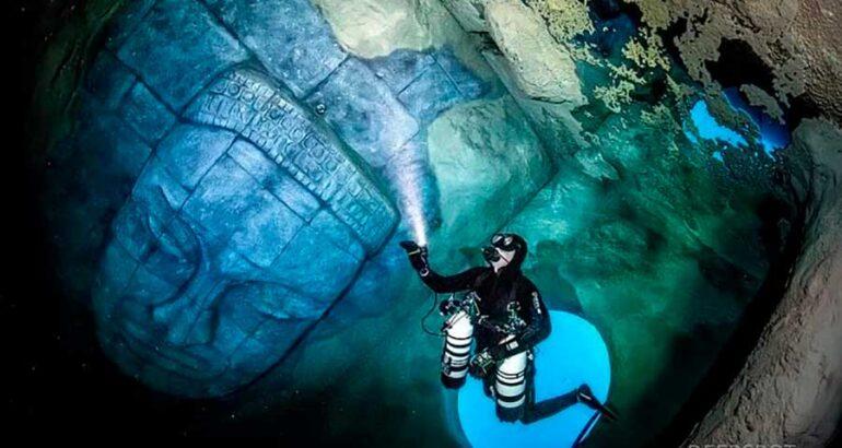 La piscina más profunda del mundo se encuentra en Polonia y está inspirada en las ruinas mayas