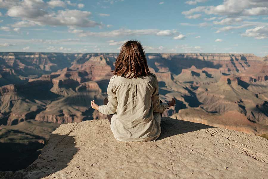 """Se llama calma"": el inspirador texto del Dalái Lama para reflexionar sobre la paz interior"