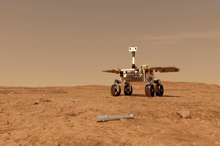 Sonda Perseverance llegará a Marte el próximo 18 de febrero