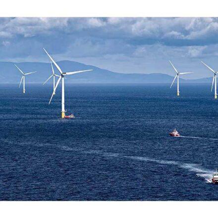 Corea del Sur construirá el parque eólico marino más grande del mundo; anuncia inversión de 43 mil millones