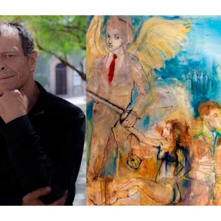 De Caborca para el mundo: Sergio Rascón fue uno de los mejores pintores de Sonora