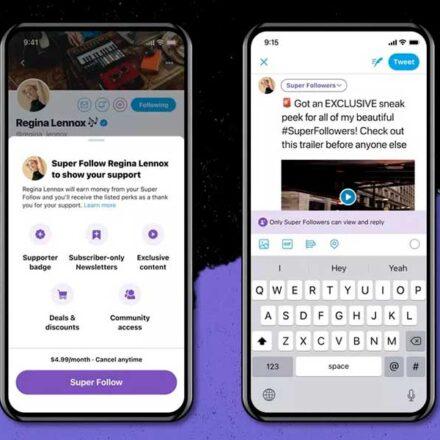 ¿Pagar por Twitter? La red social anuncia 'Super Follows' para recibir contenido exclusivo