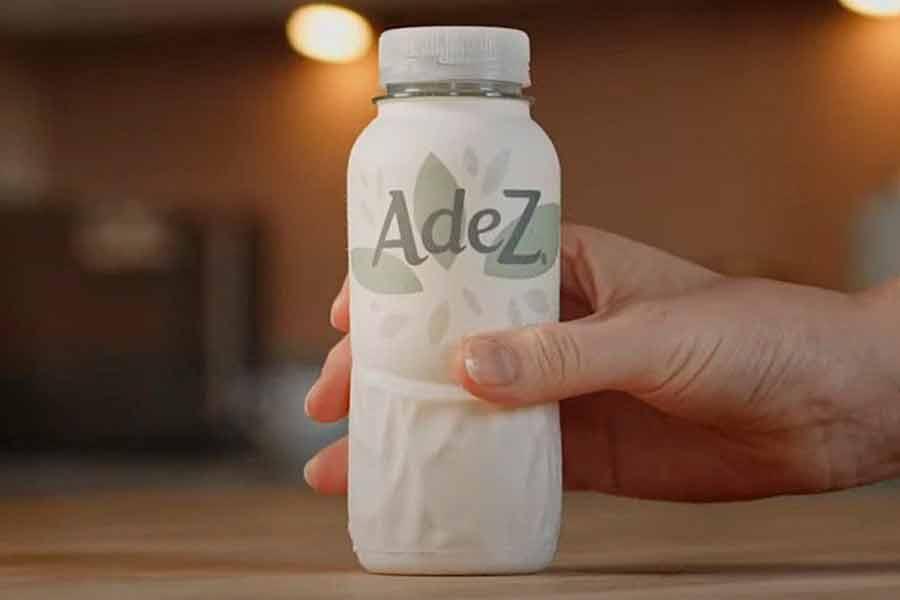 Coca Cola lanza su primera bebida en botella de papel