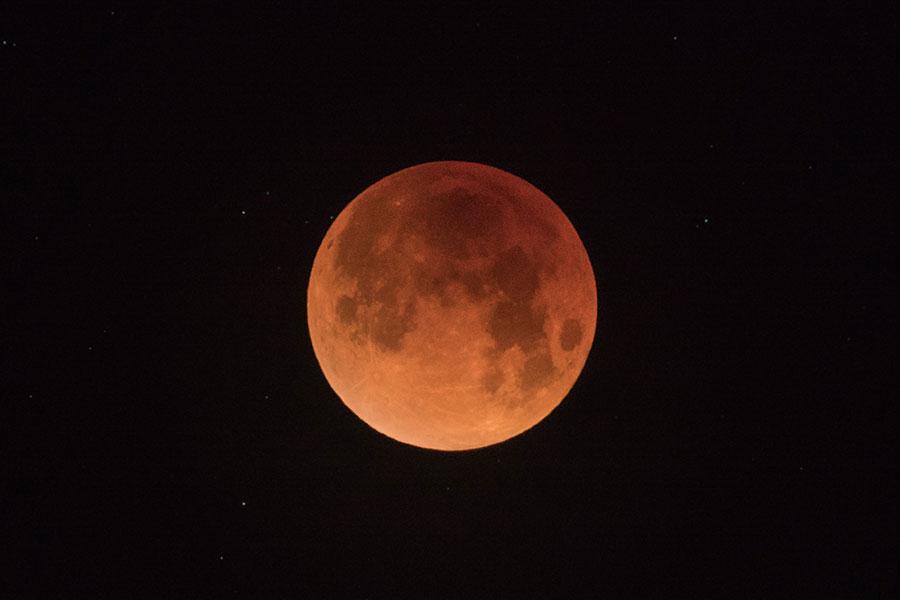 No te pierdas la 'Luna de Gusano' 2021, la primera luna llena de la primavera