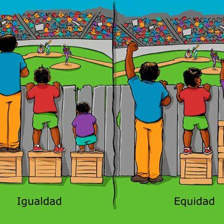 ¿Igualdad o equidad? Conoce las diferencias