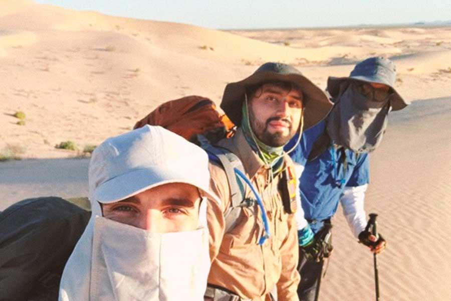 Cruzan en seis días a pie el Gran Desierto de Altar