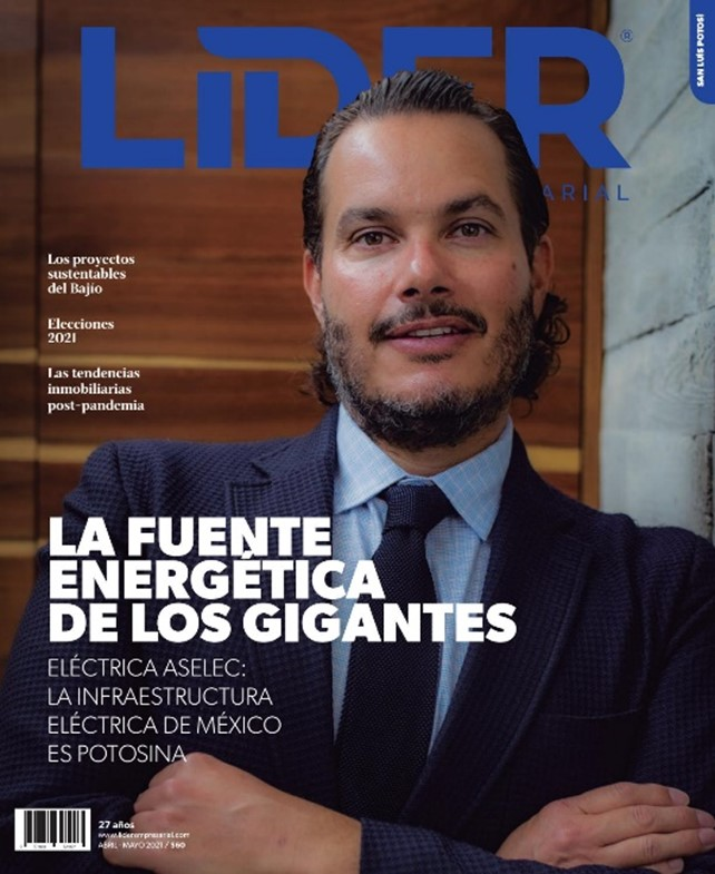 Líder Empresarial Grupo Aselec