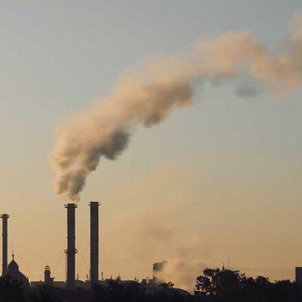 Estos son los países más contaminantes del mundo