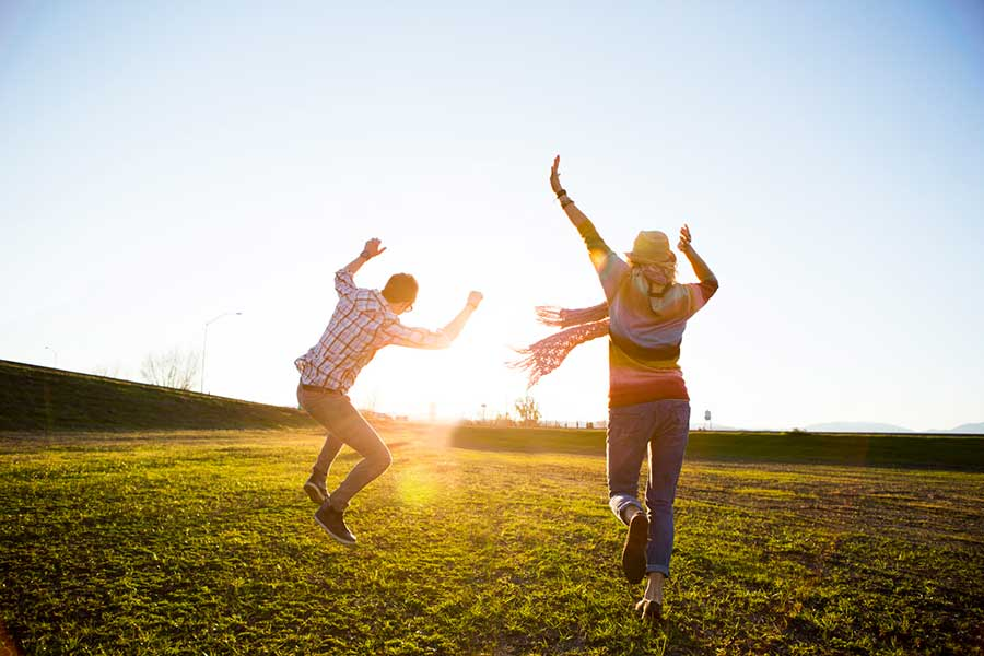 ¡La felicidad se puede aprender! 6 claves para lograrlo