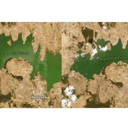 NASA alerta por sequía en México, una de las peores desde 2011