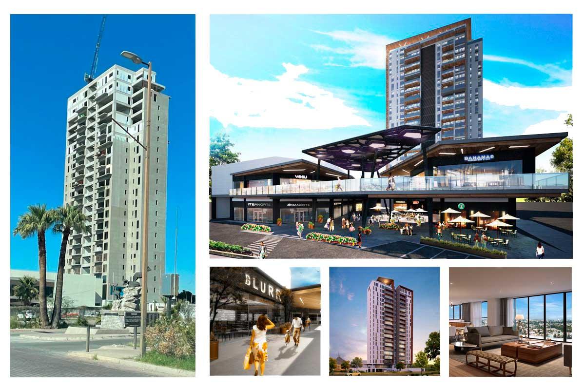 Vivienda vertical, grandes espacios con ventajas de altura
