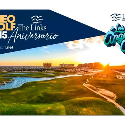 De Iztapalapa para Puerto Peñasco: Los Ángeles Azules estarán en octubre para festejar el 15 aniversario del Torneo de Golf The Links