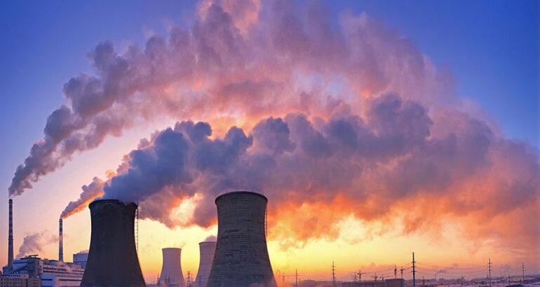 Concentraciones de CO2 en la atmósfera rompen nuevo récord en 2021