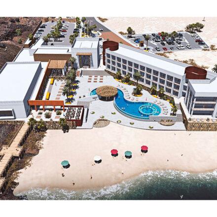 Nueva hotelería en Bahía de Kino