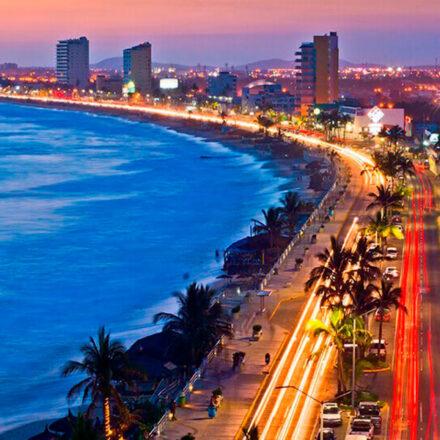 Mazatlán posee el segundo malecón más largo de América Latina