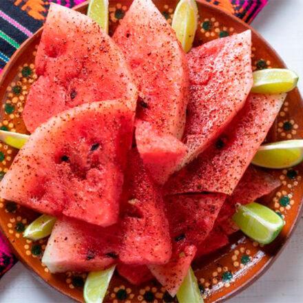 Sandía, la refrescante fruta del verano que se produce en Sonora