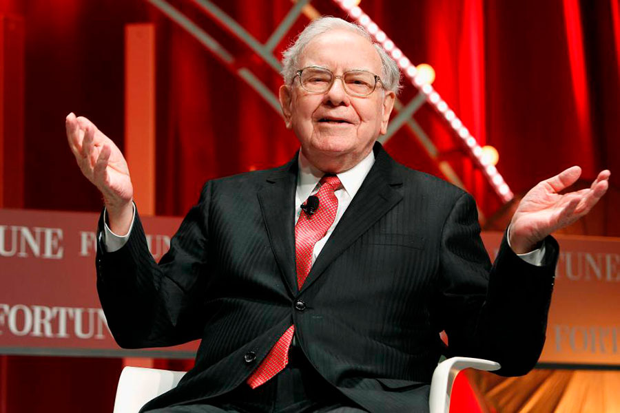 Las 3 decisiones en la vida que definen a las personas exitosas, según Warren Buffet