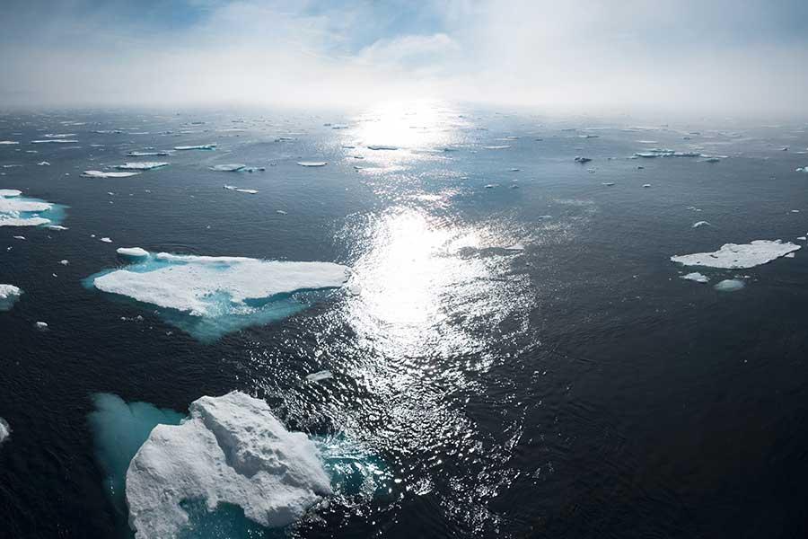 Derretimiento de hielo en Groenlandia cubriría todo el estado de Florida con 5 centímetros de agua