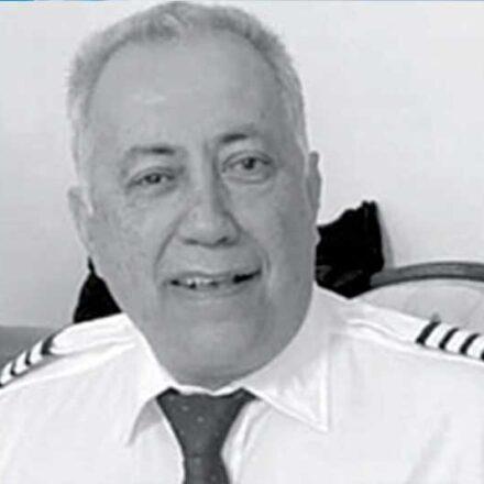 Vuela alto, Capitán Rubén Heras Portillo