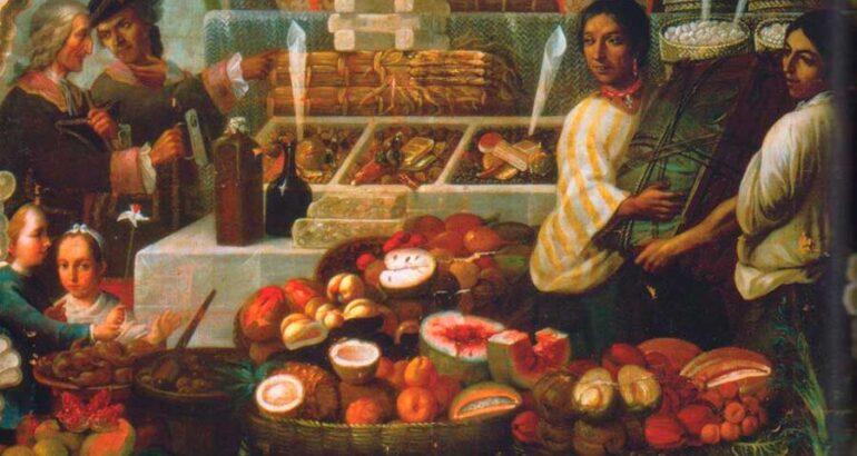 Influencia de la conquista española en la cocina mexicana